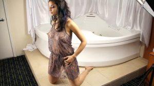 Indian Model Nude - Big Indian boobs