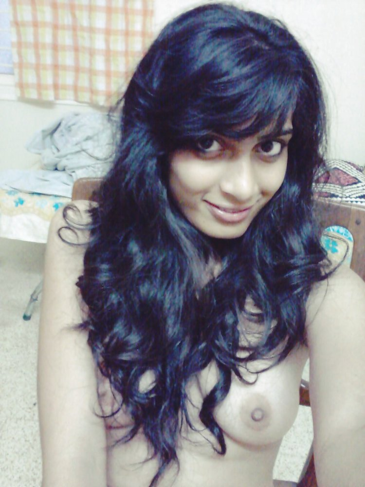 Nude desi babe - big indian boobs