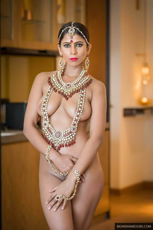 nude indian model photoshoot