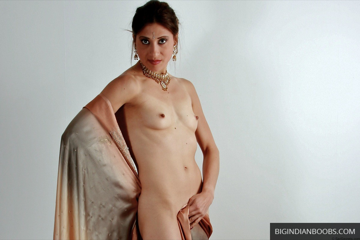 hot indian nude model