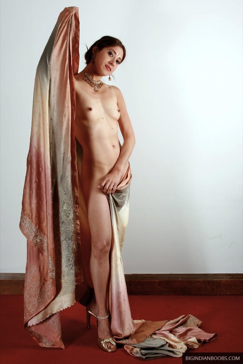 saree sex picnaked indian photoshoot